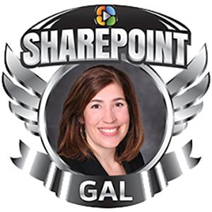 SharePoint Gal Pam