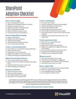 SharePoint-Adoption-Checklist---VisualSP_thumbnail