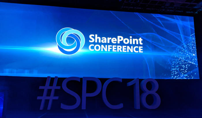 Strategory from the MS keynote at #SPC18