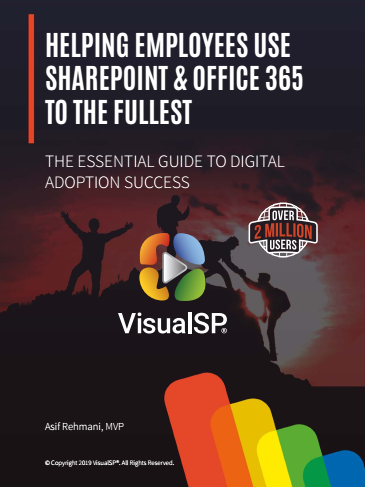 eBook-using SharePoint and Office 365 to the fullest