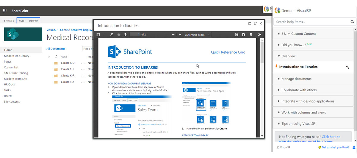 Build a Training Site That Actually Drives SharePoint User Adoption